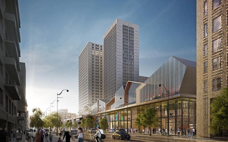 L35 Arquitectos entre los ganadores del concurso de regeneración urbana de París, Cortesía de L35