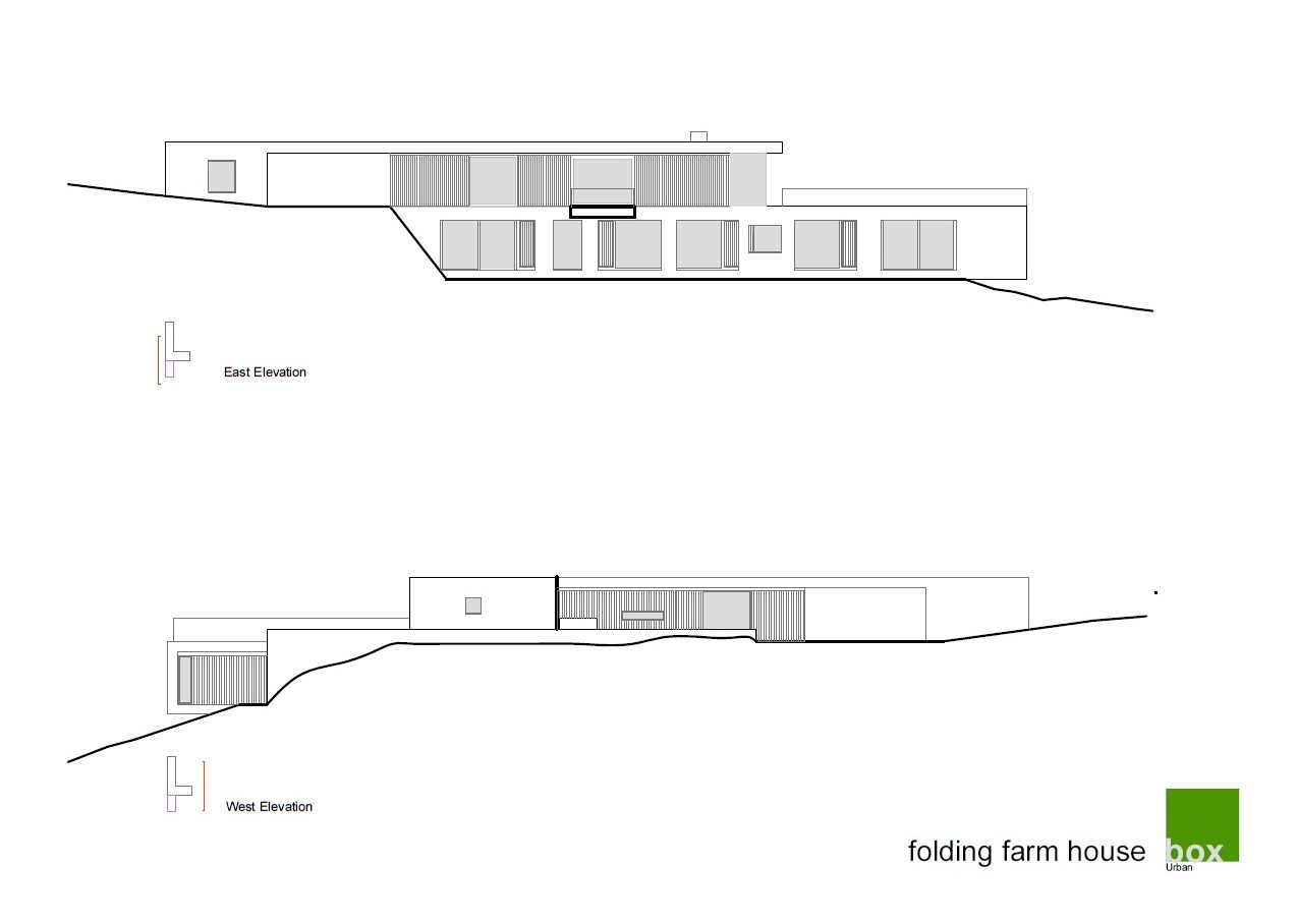 Gallery of Folding Farm House / Box Urban Design Architecture - 23 on icon house, label house, chart house,