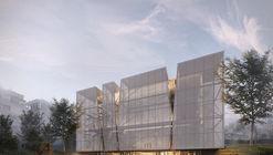 Alper Derinboğaz, Salon Designs PARKOPERA Cultural Center for Antalya