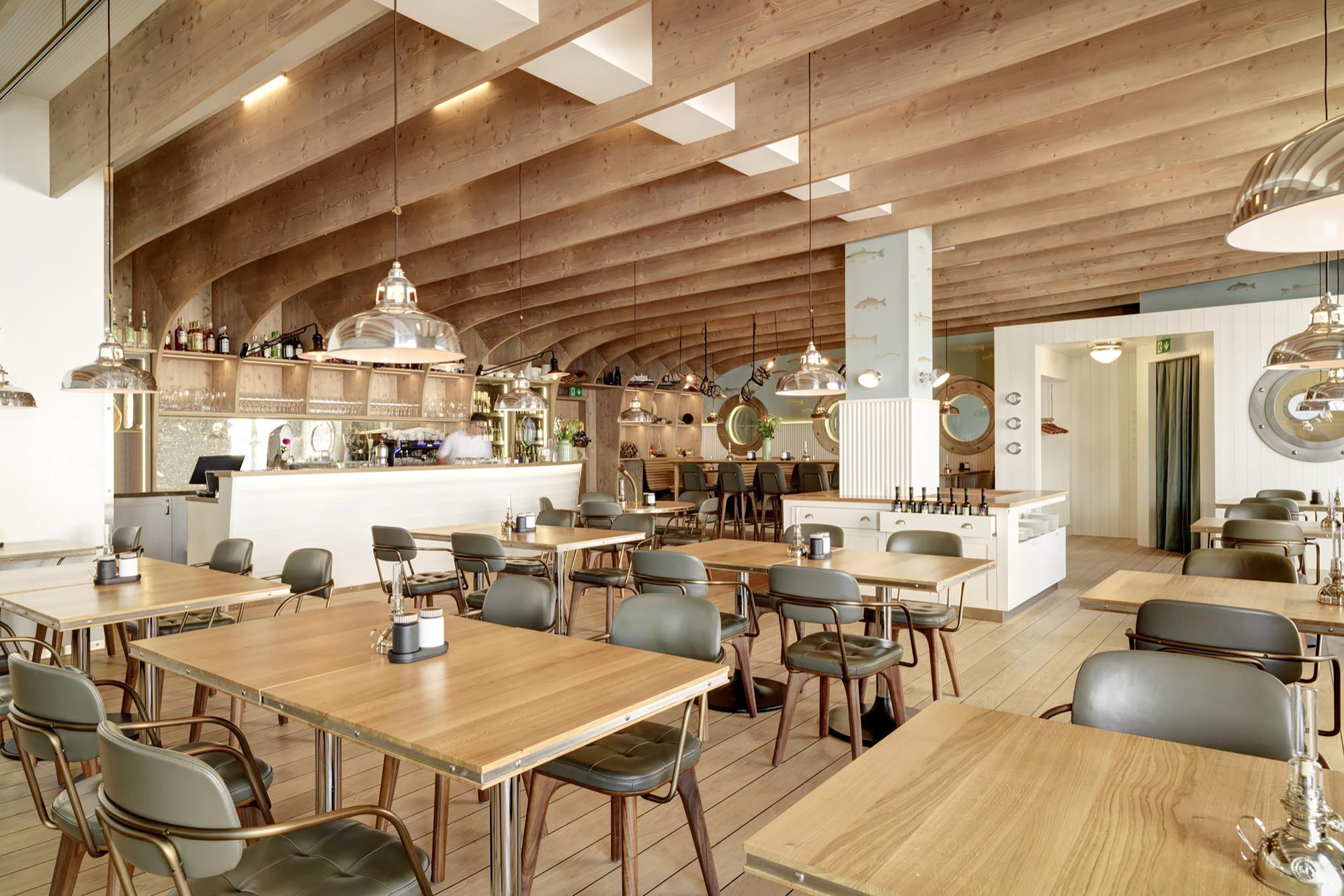 Gallery of Restaurant Hafen Susanne Fritz Architekten 3