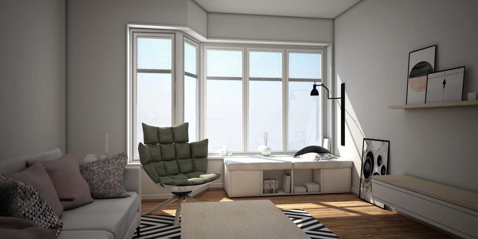 Tutorial using vray and sketchfab to render and share - What software do interior designers use ...
