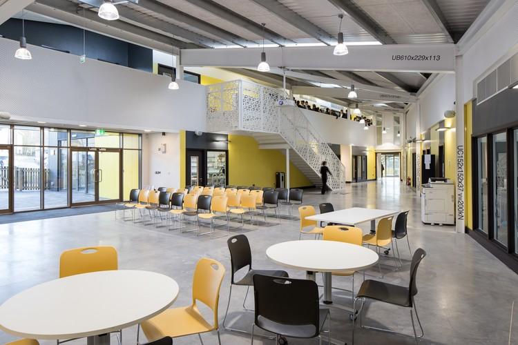 Architecture School Studio atrium studio / satellite architects | archdaily
