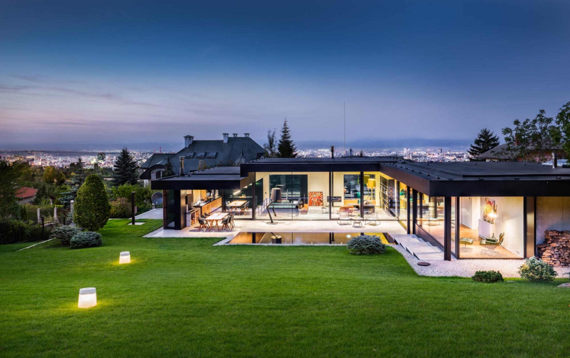 Casa Pagoda / I/O architects