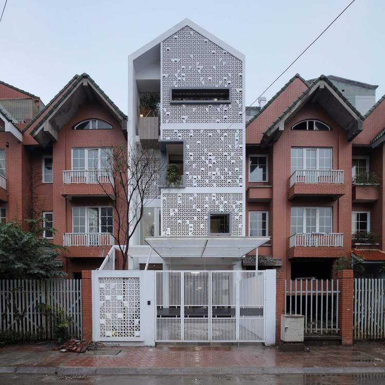 Residência Cocoon / Landmak Architecture, © Trieu Chien