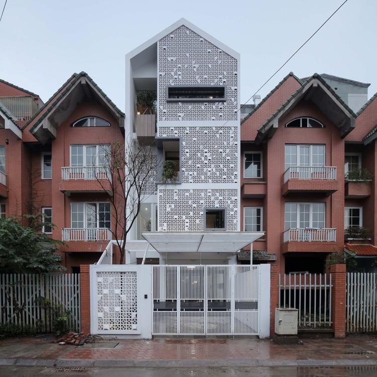 Casa Cocoon / Landmak Architecture, © Trieu Chien