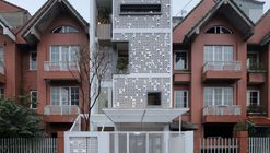 Cocoon House / Landmak Architecture
