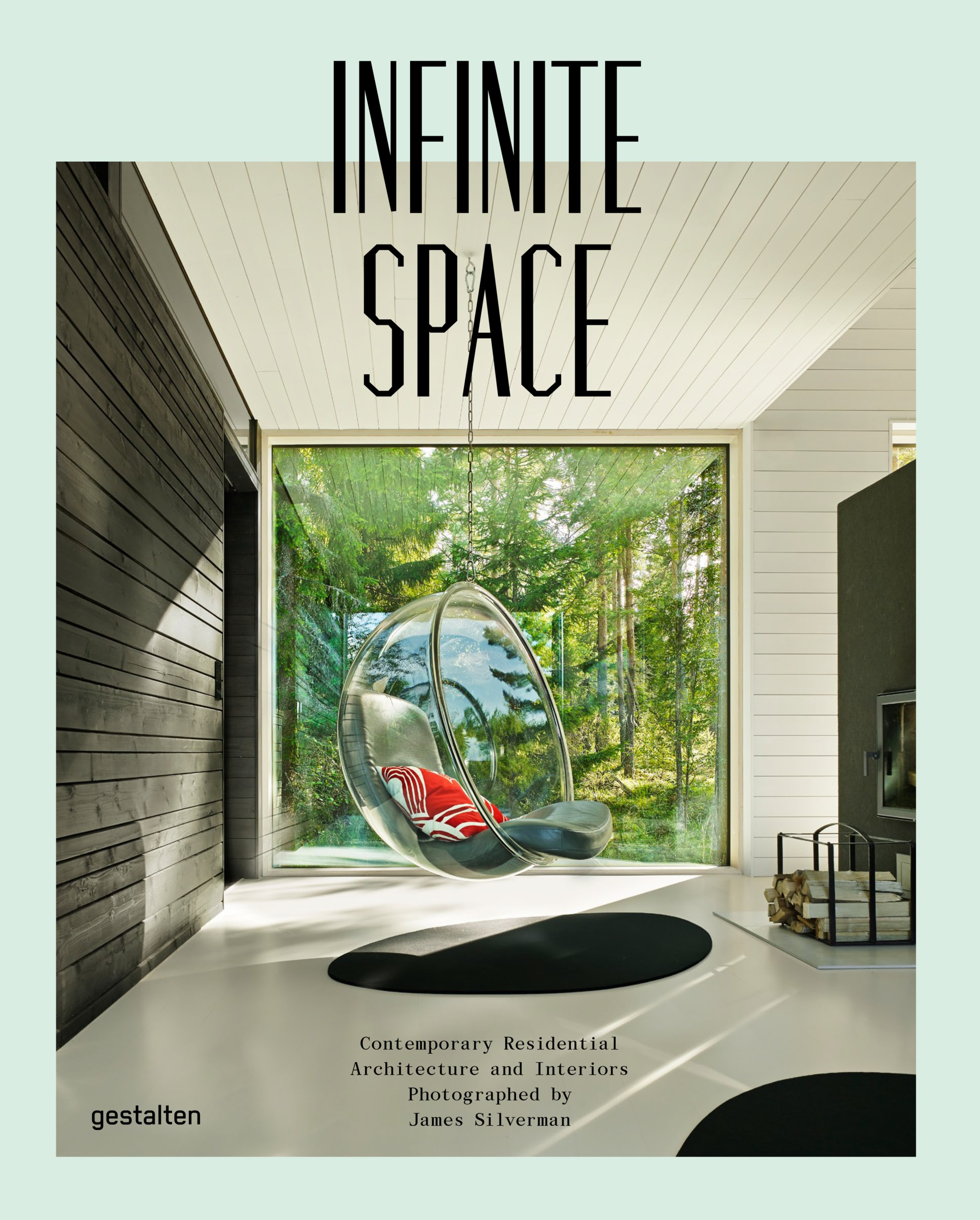 Infinite space capturing the 39 globalized residence for Interior house design book