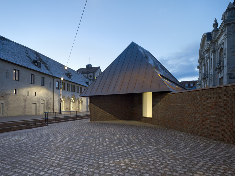 Extensão do Museu Unterlinden / Herzog & de Meuron, © Ruedi Walti