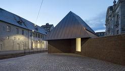 Musée Unterlinden Extension / Herzog & de Meuron