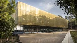 Centro Cultural Alb'Oru / Devaux & Devaux Architectes + atel'erarchitecture