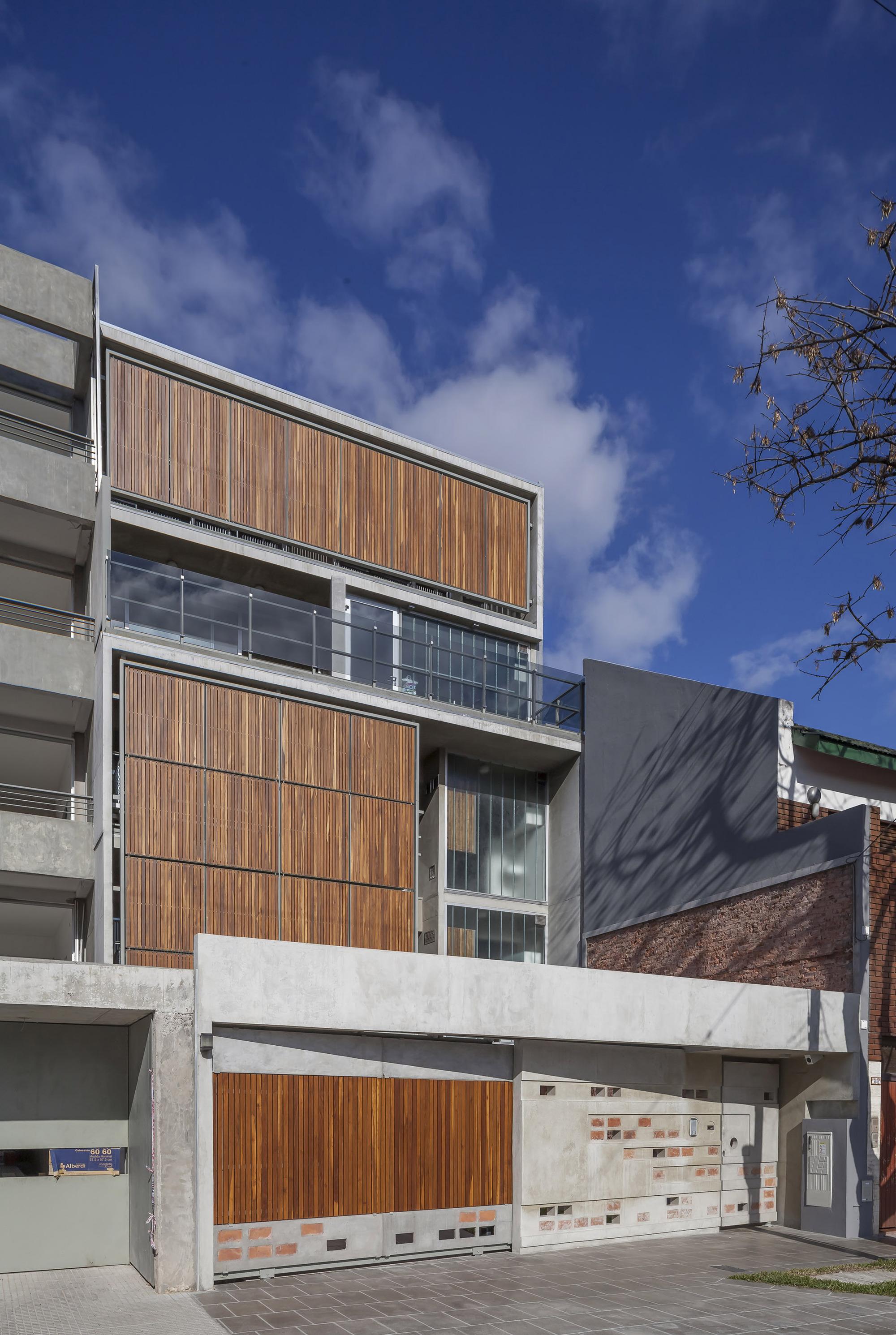 Condominio mosconi 3 frazzi arquitectos plataforma for Plataforma arquitectura
