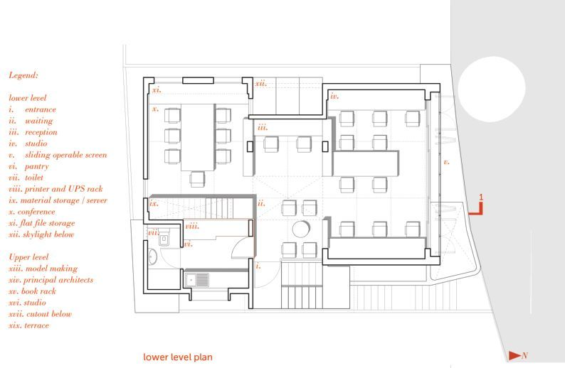 gallery of architects home studio betweenspaces 14