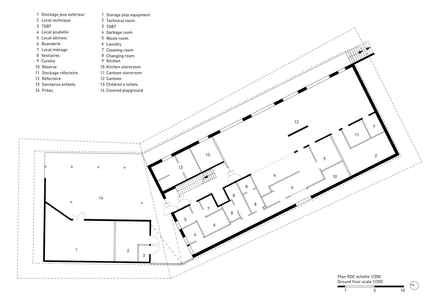 Residential Kitchen Wiring Diagram