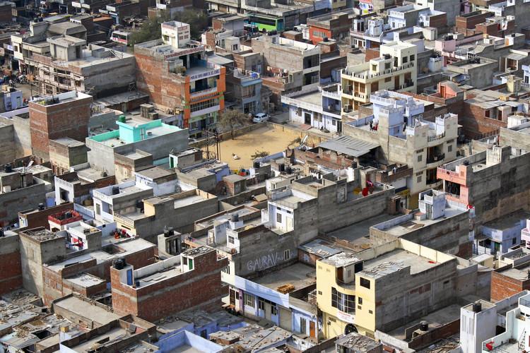 Cidades Informais: sistemas, normas e desenho como pergunta, Jaipur, India. Imagem © Dimitry B. sob licença CC BY 2.0