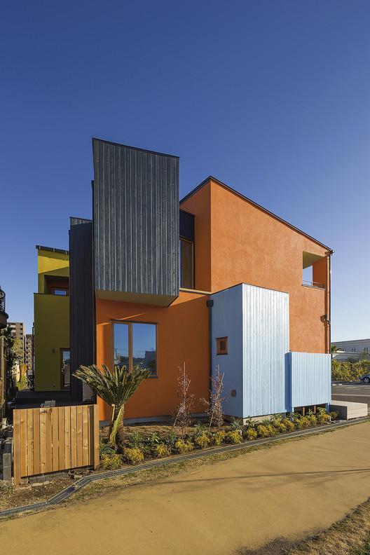 Casa prototipo en Japón  / Javier Mariscal + Lara Pérez-Porro + Tatsumi Planning, © Tatsumi Planning Co.