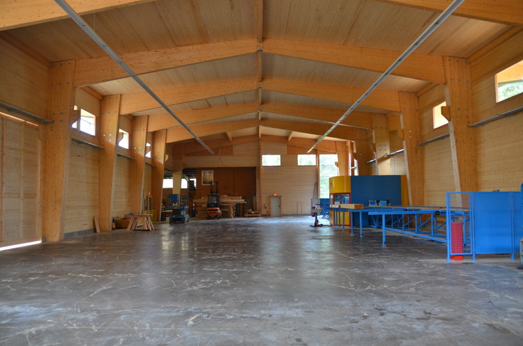 CLT and the Future of Wood The Timber Revolution Comes to
