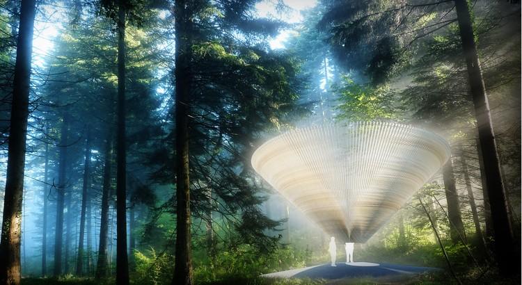 International Garden Festival Announces 2016 Winners, Cyclops / Craig Chapple, architect, Phoenix, Arizona, United States. Image © Craig Chapple