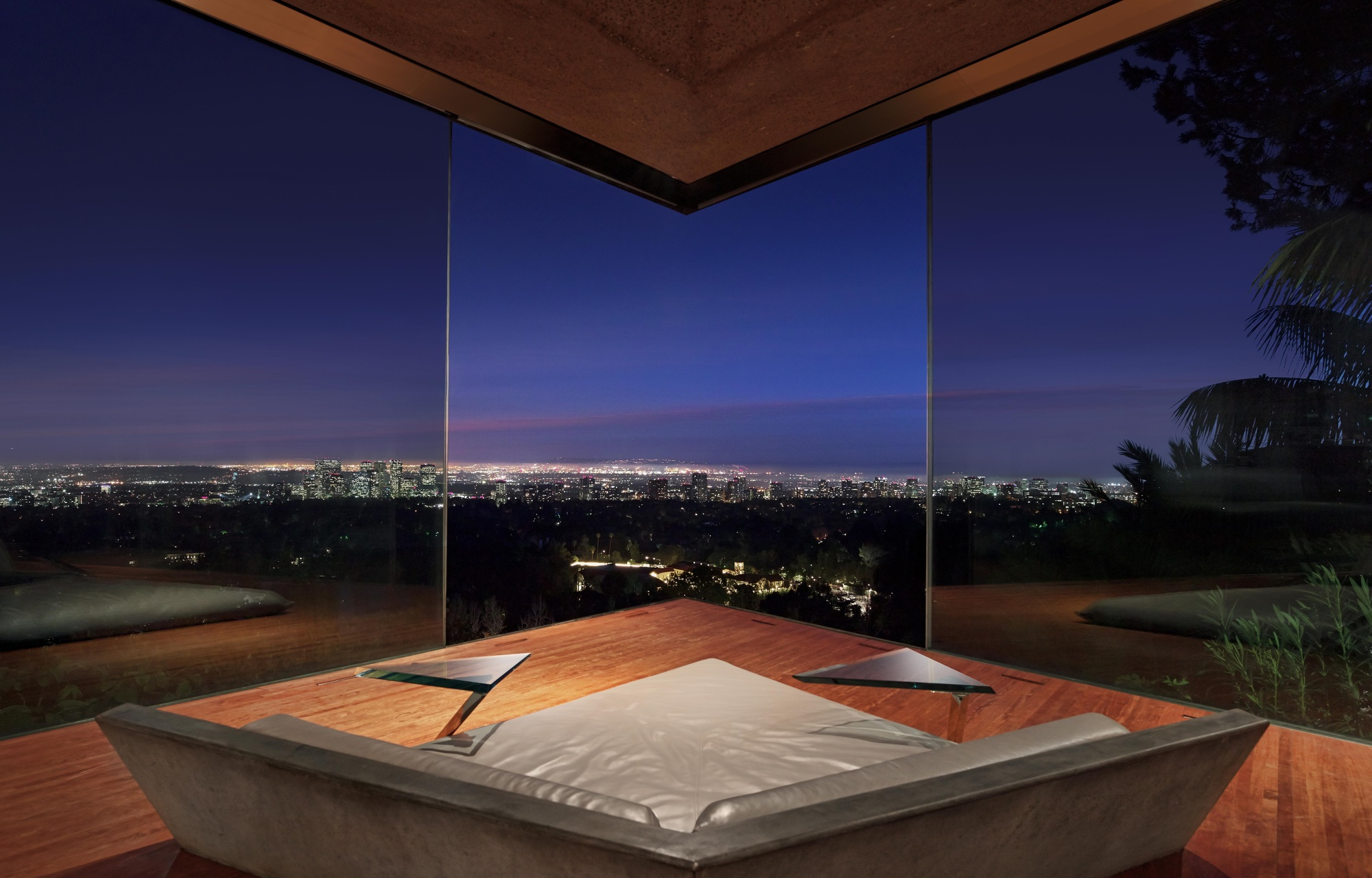 Gallery of John Lautner's Goldstein House Gifted to LACMA ...