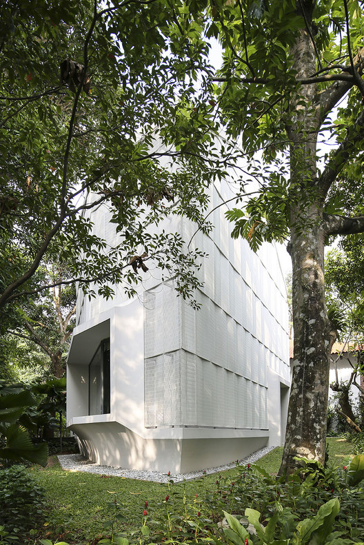 Hut House / Pencil Office, Courtesy of Pencil Office