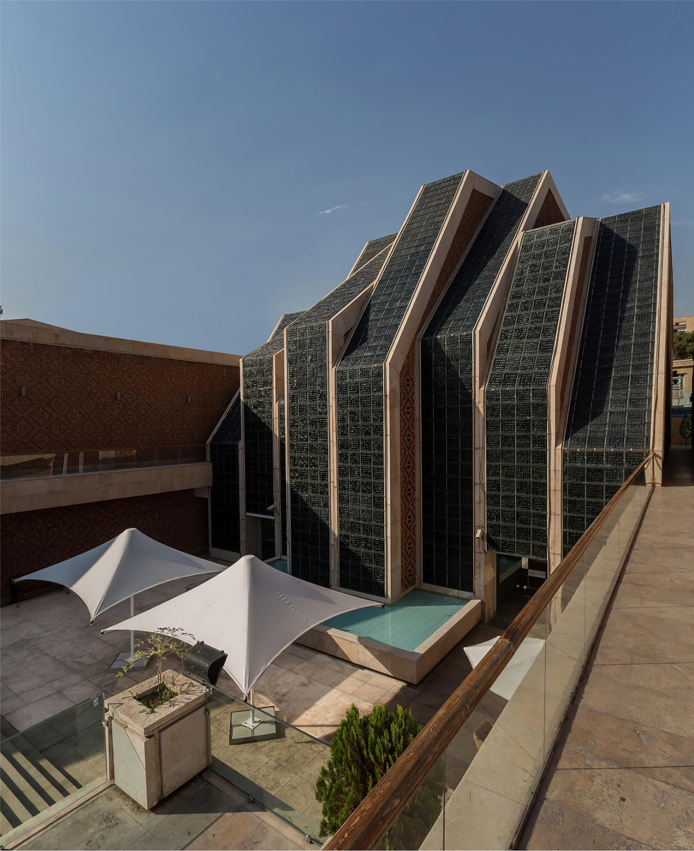 Gallery of imam reza complex kalout architect studio 1 for Modern islamic building design