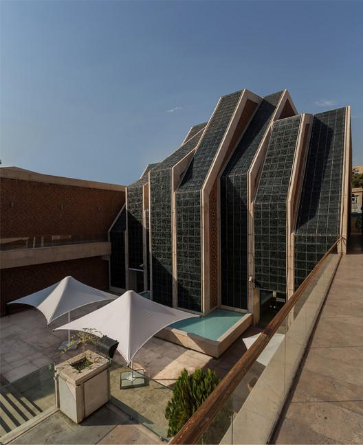 Complejo Imam Reza / Kalout Architect Studio, © Parham Taghioff