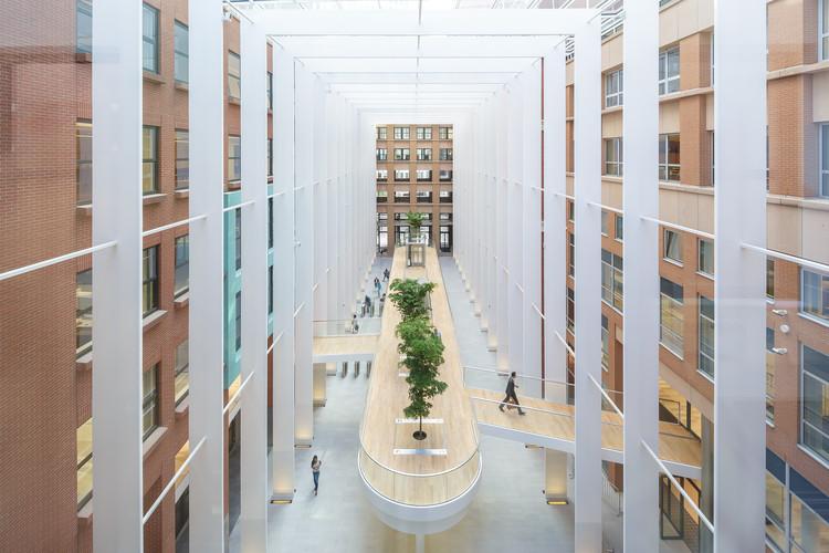 De Resident / cepezed architects + HofmanDujardin, © Leon van Woerkom | cepezed
