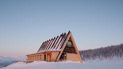 Restaurante de montaña Björk en Hemavan / Murman Architects