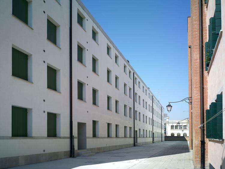 Portugal na Bienal de Veneza 2016: para além do Giardini, Campi di Marte, Giudecca, Veneza. Image © Alberto Lagomaggiore