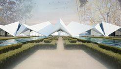 Subvert Studio vence concurso para novo edifício no parque Portugal dos Pequenitos em Coimbra