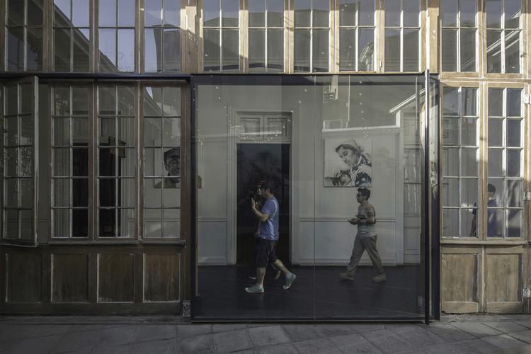 De Pablo A Violeta / SCL – Studio Caceres Lazo, © Pablo Casals Aguirre