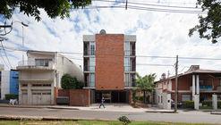 Rosas 121 Building / - = + x -