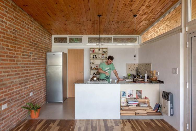 Casa 50.50 / Célula.Urbana, © Ramiro Sosa