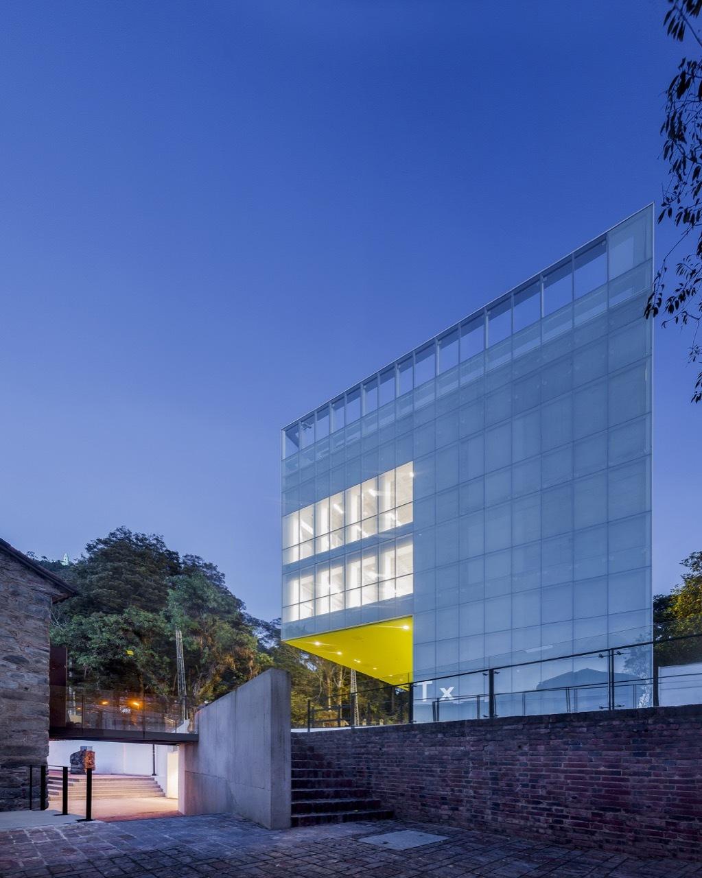 Edificio Tx Mgp Arquitectura Y Urbanismo Plataforma