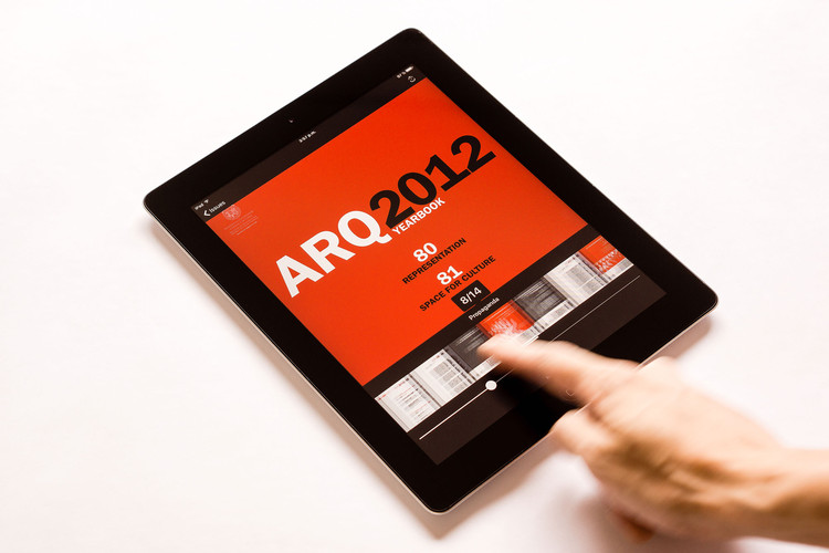 ARQ Yearbook App Features Three Years of Academic Articles Related to Architecture and Urbanism, Courtesy of ARQ Magazine