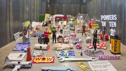 La reinterpretación de Andrés Jaque de 'Super Powers of Ten' llega al Museo Jumex de México