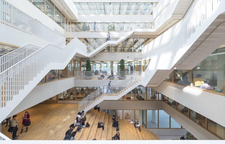 Universidad Erasmus Rotterdam / Paul de Ruiter Architects, © Jeroen Musch