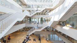 Erasmus University Rotterdam / Paul de Ruiter Architects