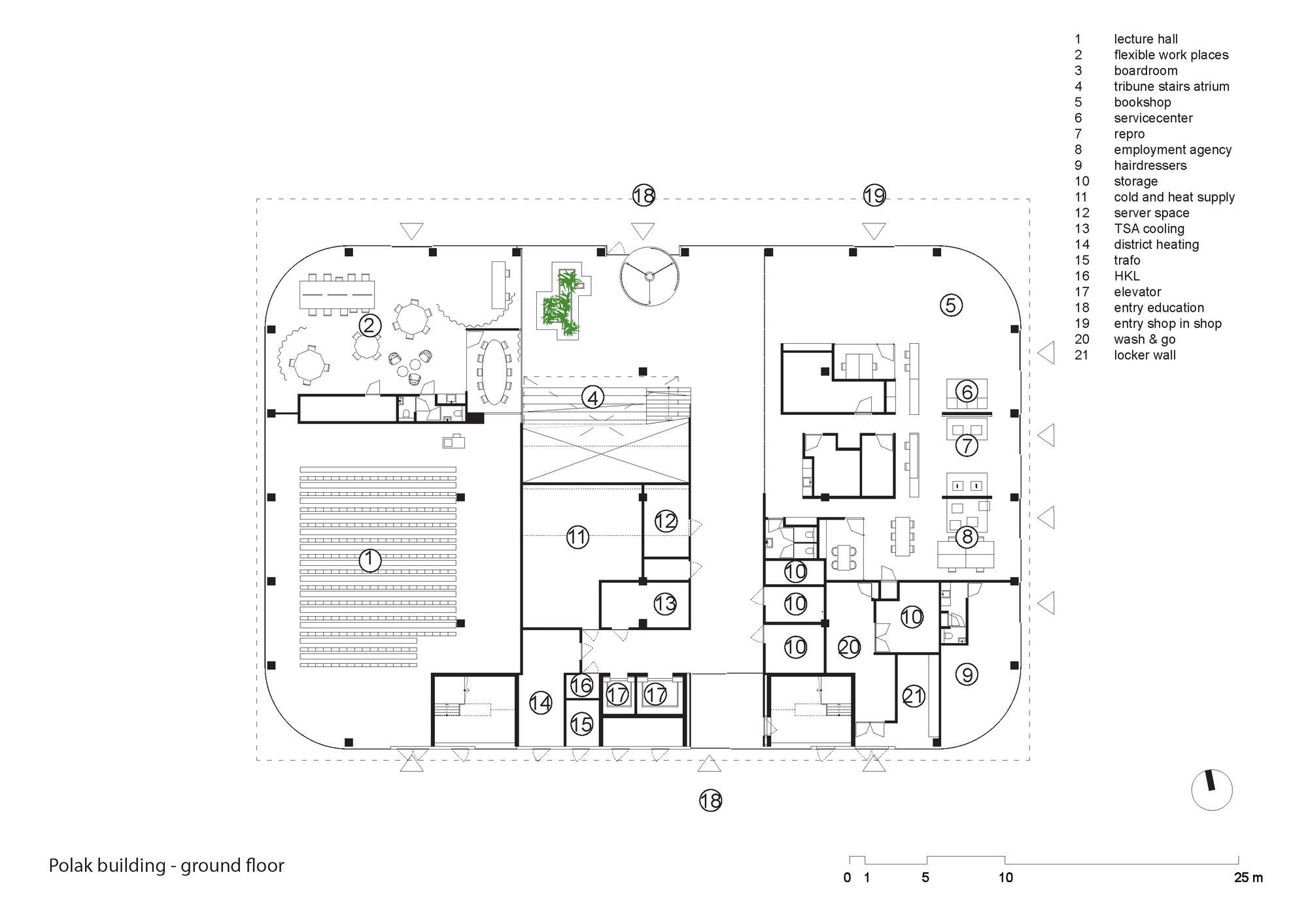 Galería De Universidad Erasmus Rotterdam Paul De Ruiter Architects 28