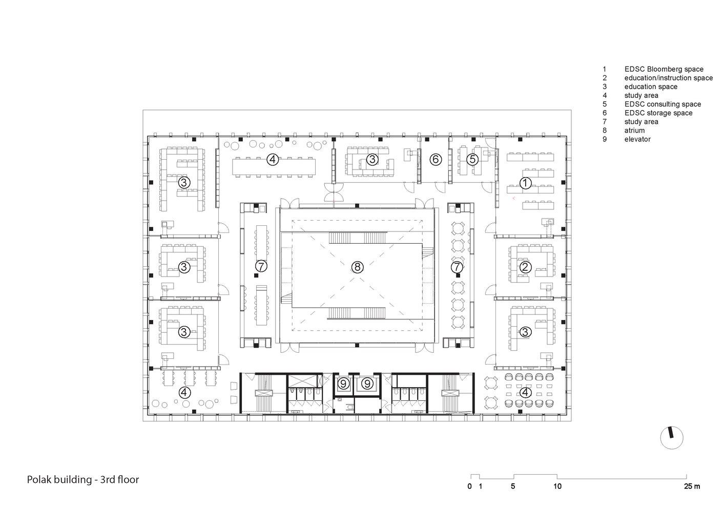 Gallery Of Erasmus University Rotterdam Paul De Ruiter Architects 29