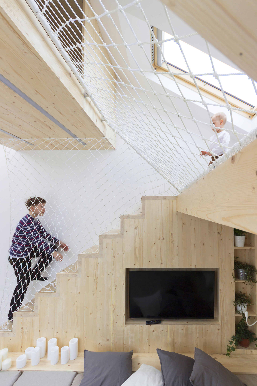 Mezzanine Bedroom Kids Interior Design