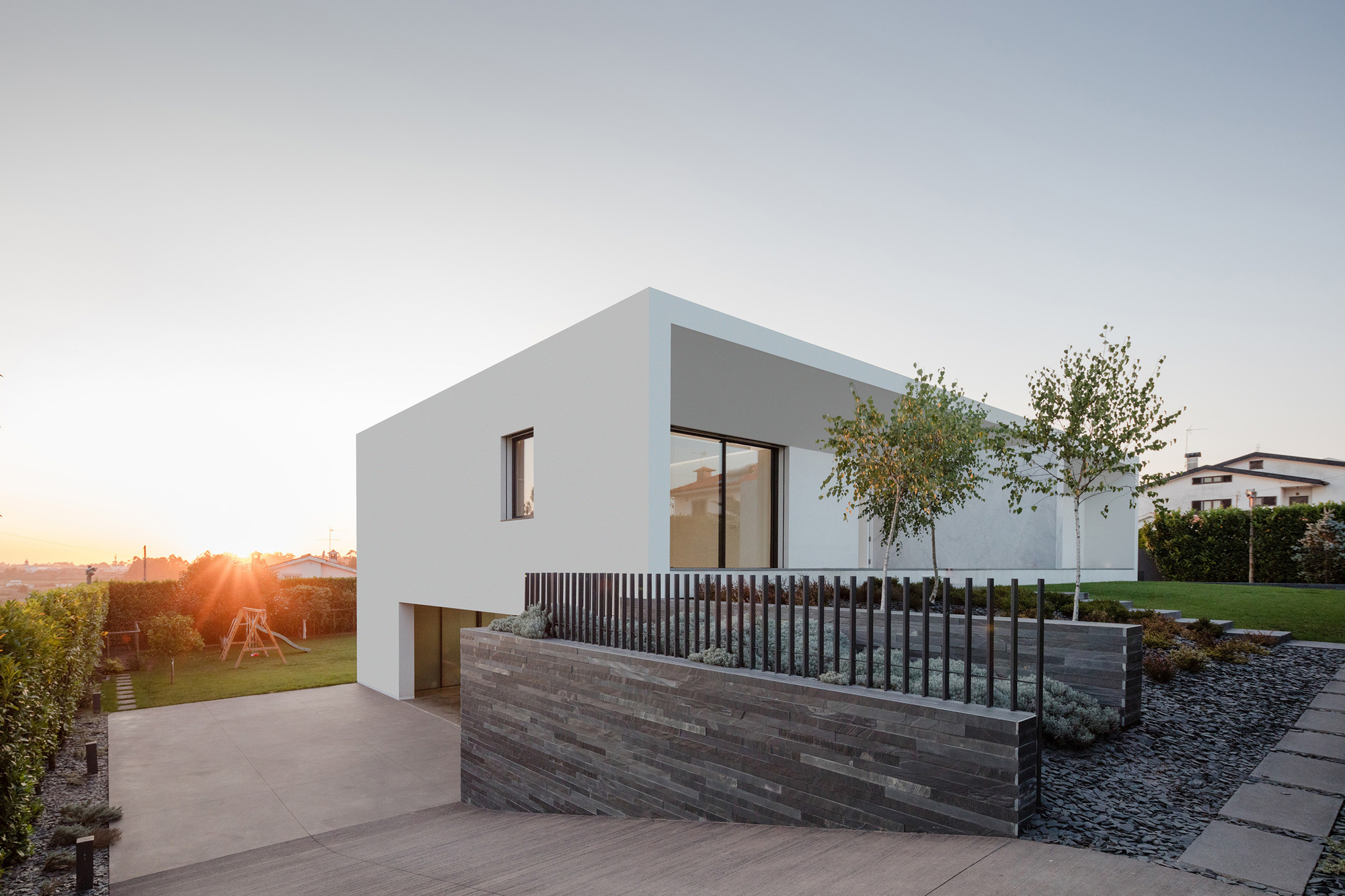 Galeria de casa vila do conde raulino silva arquitecto 2 for Arquitectos para casas