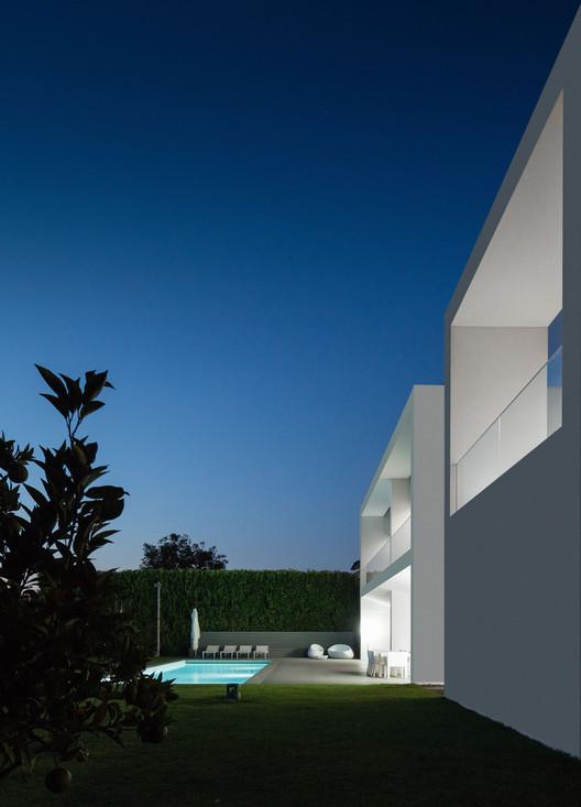 Vila Do Conde House Raulino Silva Arquitecto Archdaily