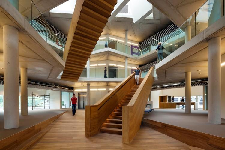 Edifício de Escritórios Tetra para o Instituto de Pesquisa Deltares / Jeanne Dekkers Architectuur, © Daria Scagliola