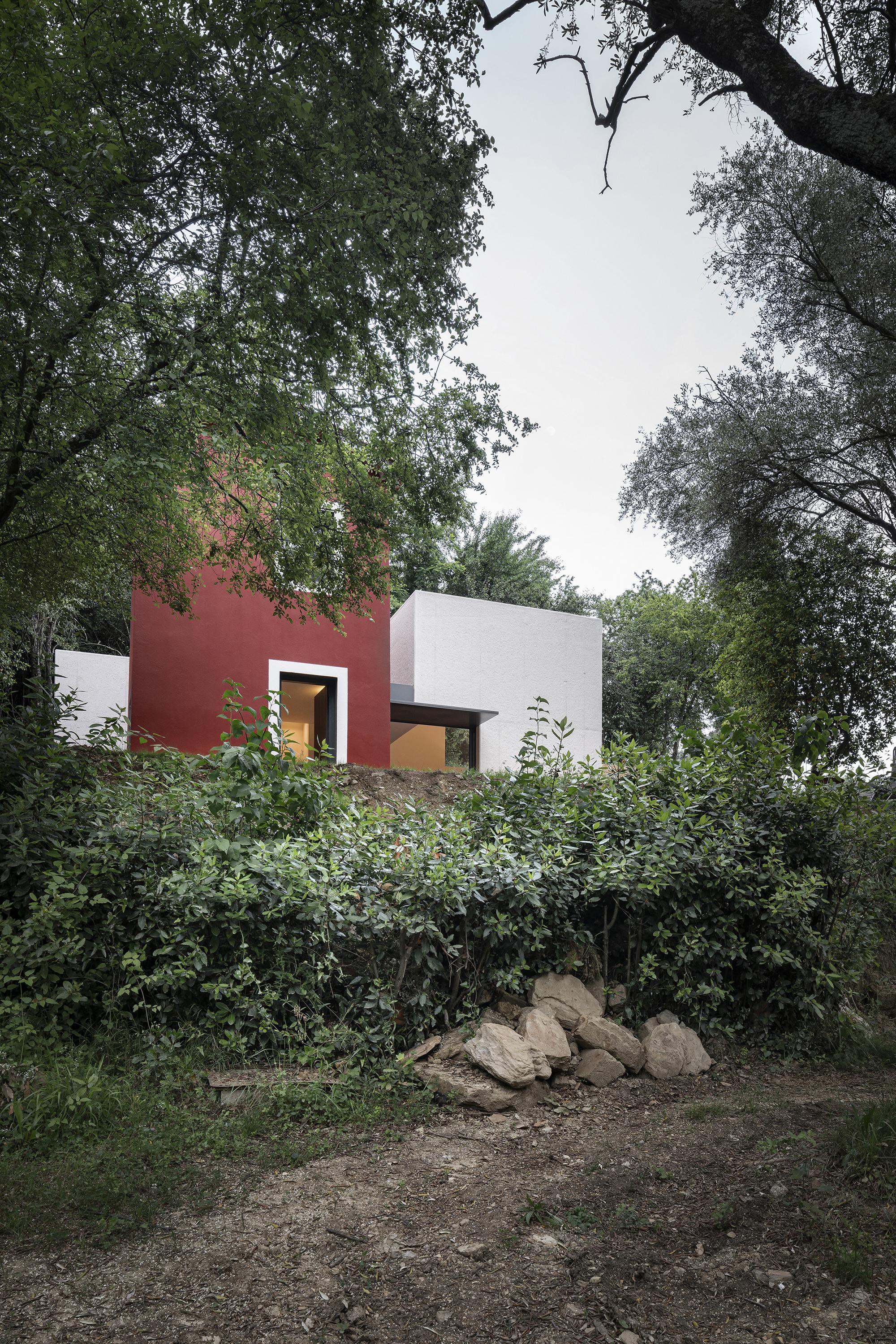 Galer a de rehabilitaci n de una casa rural cyril ch nebeau 13 - Rehabilitacion casa rural ...