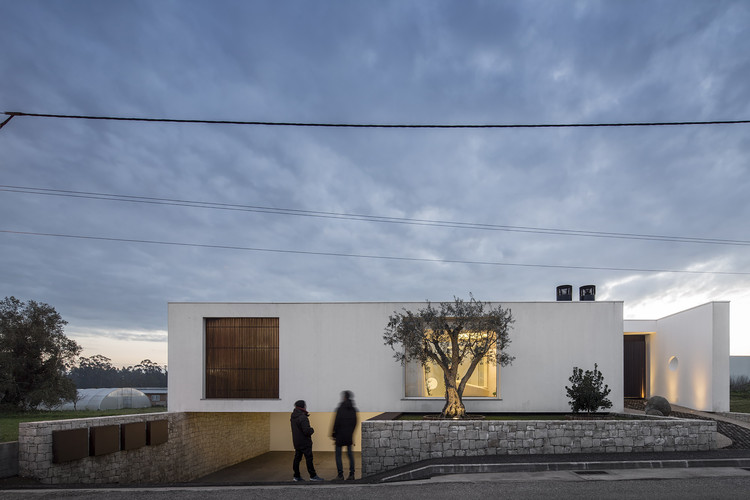 Casa dos Claros / Contaminar Arquitectos, © Fernando Guerra FG+SG