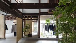 Bankara Store / studio201architects