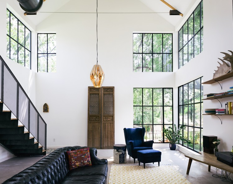 Garden Street Residence / Pavonetti Architecture, © Amanda Kirkpatrick
