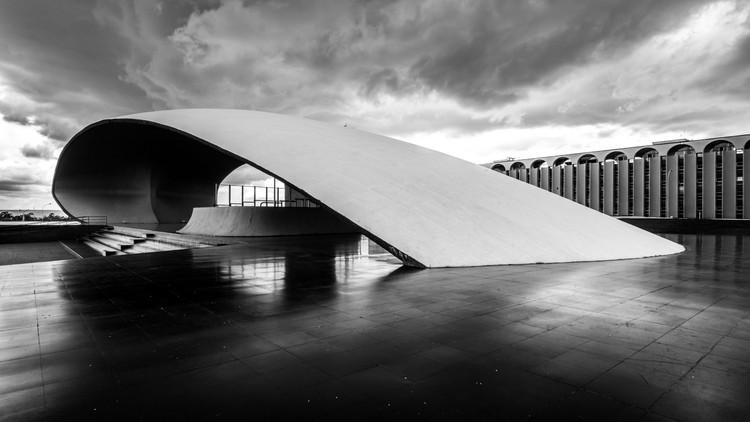 Concha Acústica de Brasilia bajo el lente de Gonzalo Viramonte, © Gonzalo Viramonte