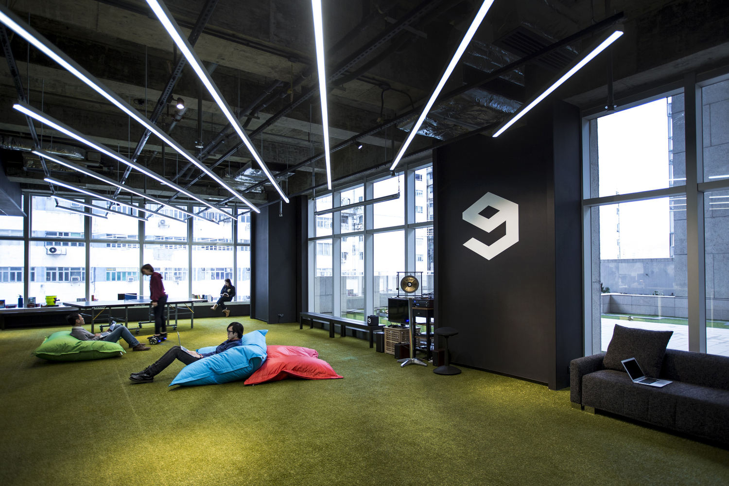 Gallery Of 9gag Office Laab Architects 7