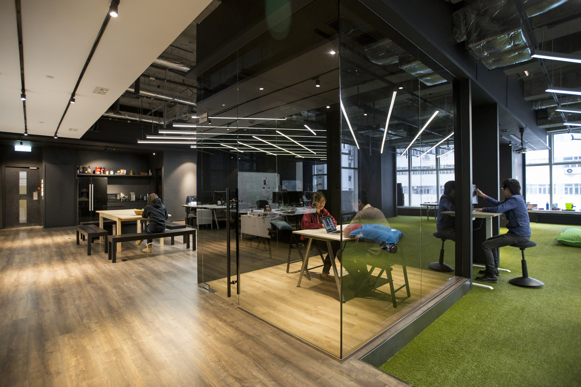 9gag Office Laab Architects Archdaily